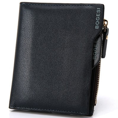 Men's Leather Multi-Functional Wallets