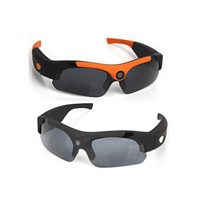 Sports Sunglasses for Women With Wide-Angle HD Digital Video Recorder