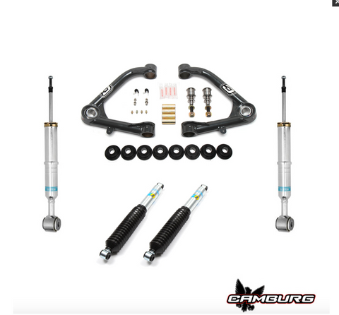 CAMBURG CHEVY/GMC 1500 2WD/4WD '07-13 BILSTEIN 5100 ENTRY