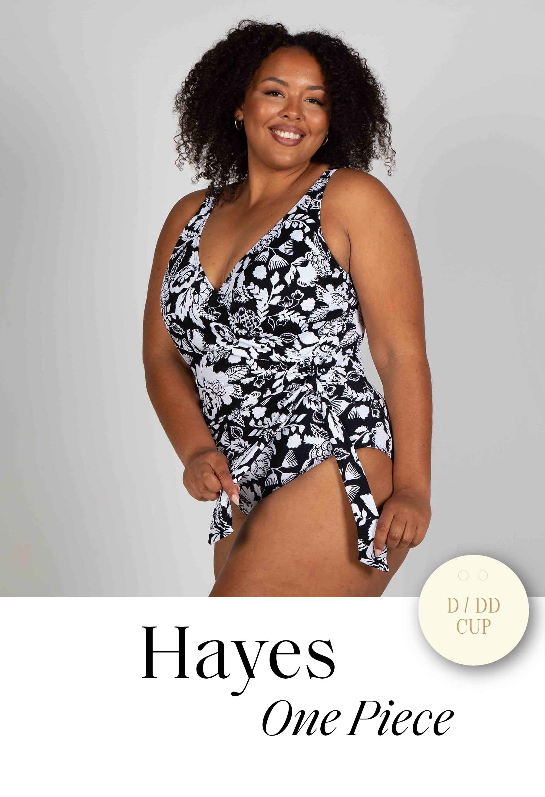 Cantata Forte Hayes Underwire One Piece