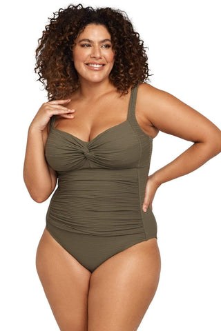 Aria One Piece Aria Olive Botticelli One Piece Plus Size Curvy