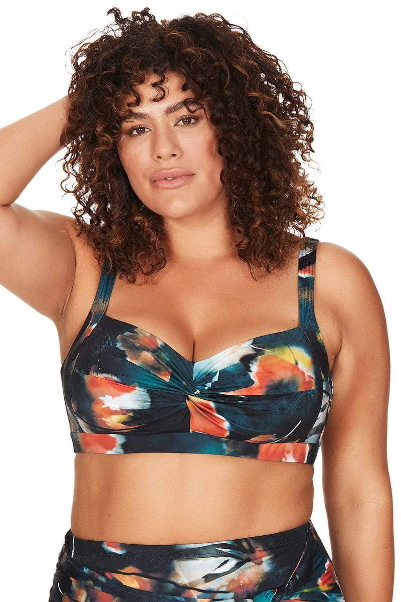 Artesands Seperates Tops Ju Jardin Botticelli Bikini Top Plus Size Curvy