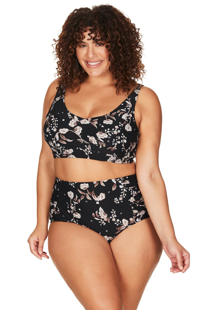 Artesands Seperates Tops Vineyasa Raphael Bikini Top Plus Size Curvy