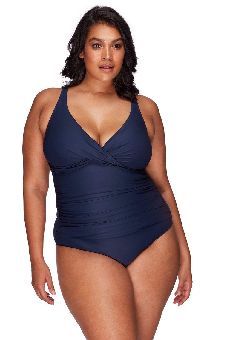 Navy Delacroix One Piece