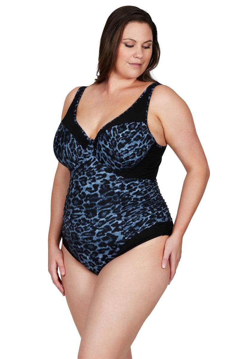 Artesands One Piece Le Blu Animale Giotto One Piece Plus Size Curvy