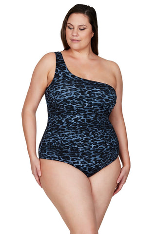 Artesands One Piece Le Blu Animale Visconti One Piece Plus Size Curvy
