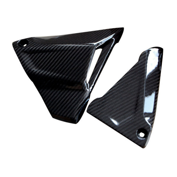 BMW R1200GS 2013-2016 Carbon Fiber Battery Side Panels