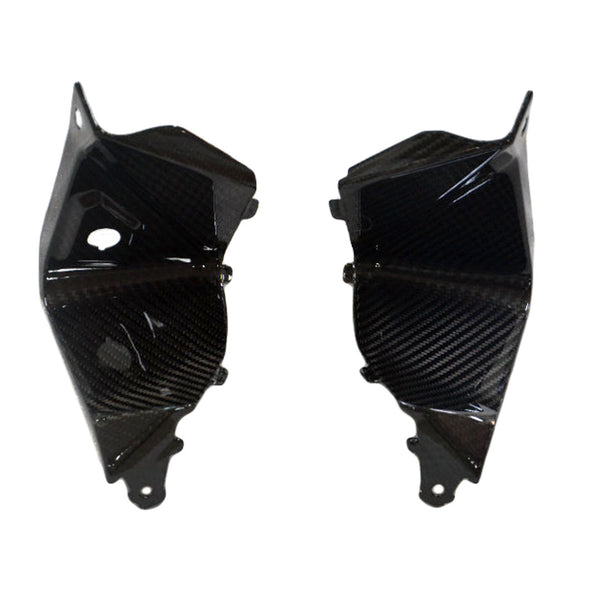 BMW S1000XR 2015+ Carbon Fiber Dash Panels