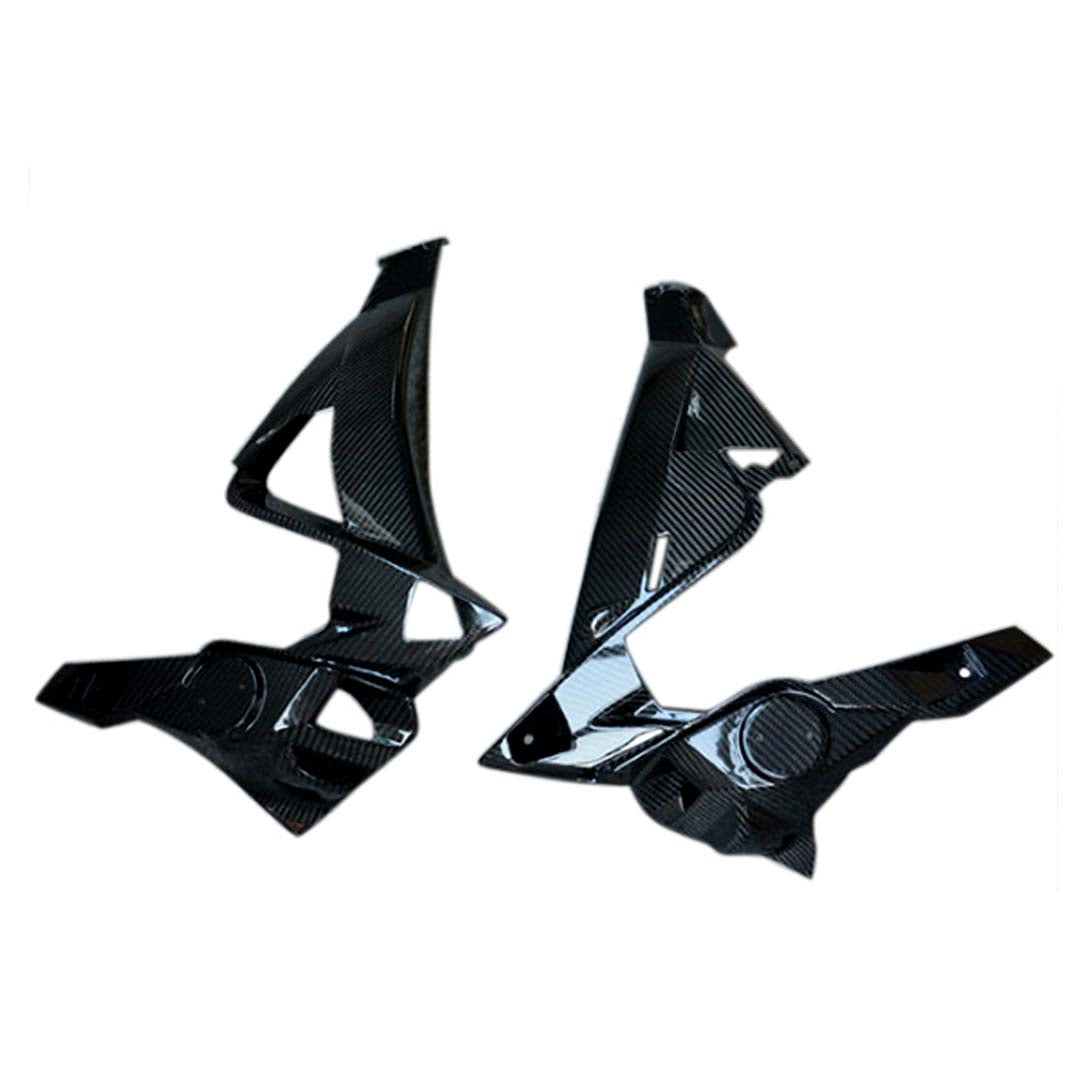 BMW S1000R 2014-2017 Carbon Fiber Inner Fairing Panels