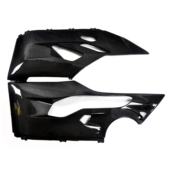 Ducati  899/1199 Panigale Carbon Fiber Side Lower Fairings