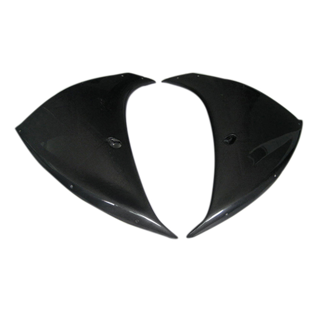 Yamaha R1 2009-2014 Carbon Fiber Side Fairings