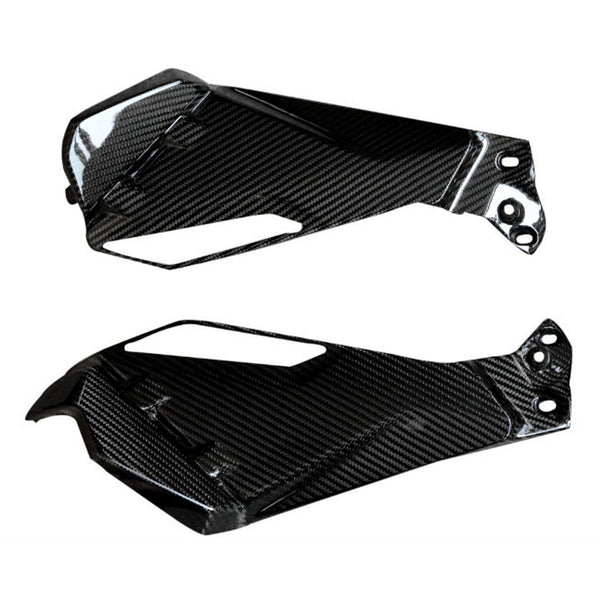 BMW R1200GS 2013-2016 Carbon Fiber Under Tank Panels