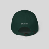 With Seoul Dad Hat