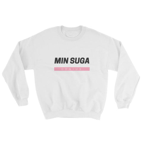 Min Suga Genius Sweatshirt (2 Colours) - Suga