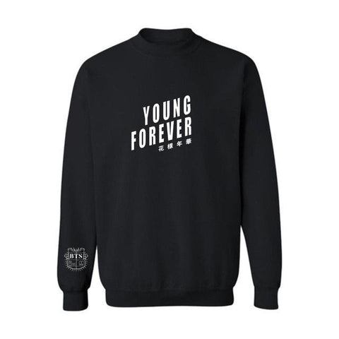 Young Forever Sweatshirt