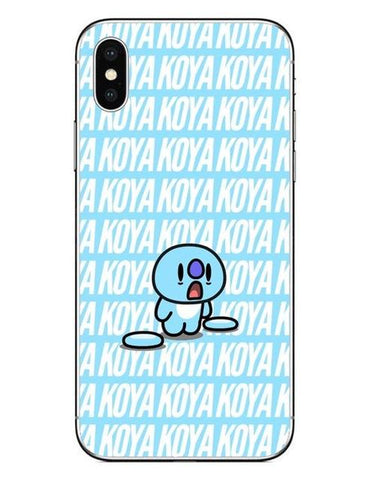 BT21 Koya 2 Phone Cases Cover (iPhone 5 5s SE 6 6S Plus 7 7Plus 8 8 Plus X 10) - RM