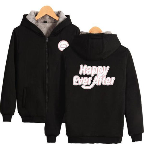 4 MUSTER Happy Ever After Winter Jacket