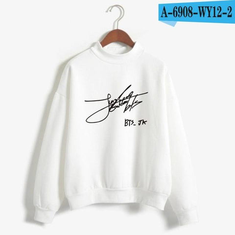 Member Signature Sweatshirt (3 Colours)