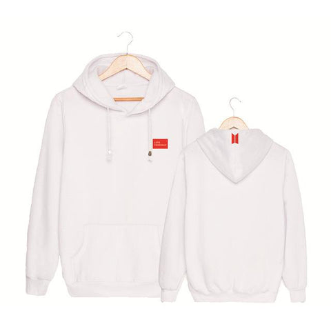 Love Yourself 2018 World Tour Hoodies