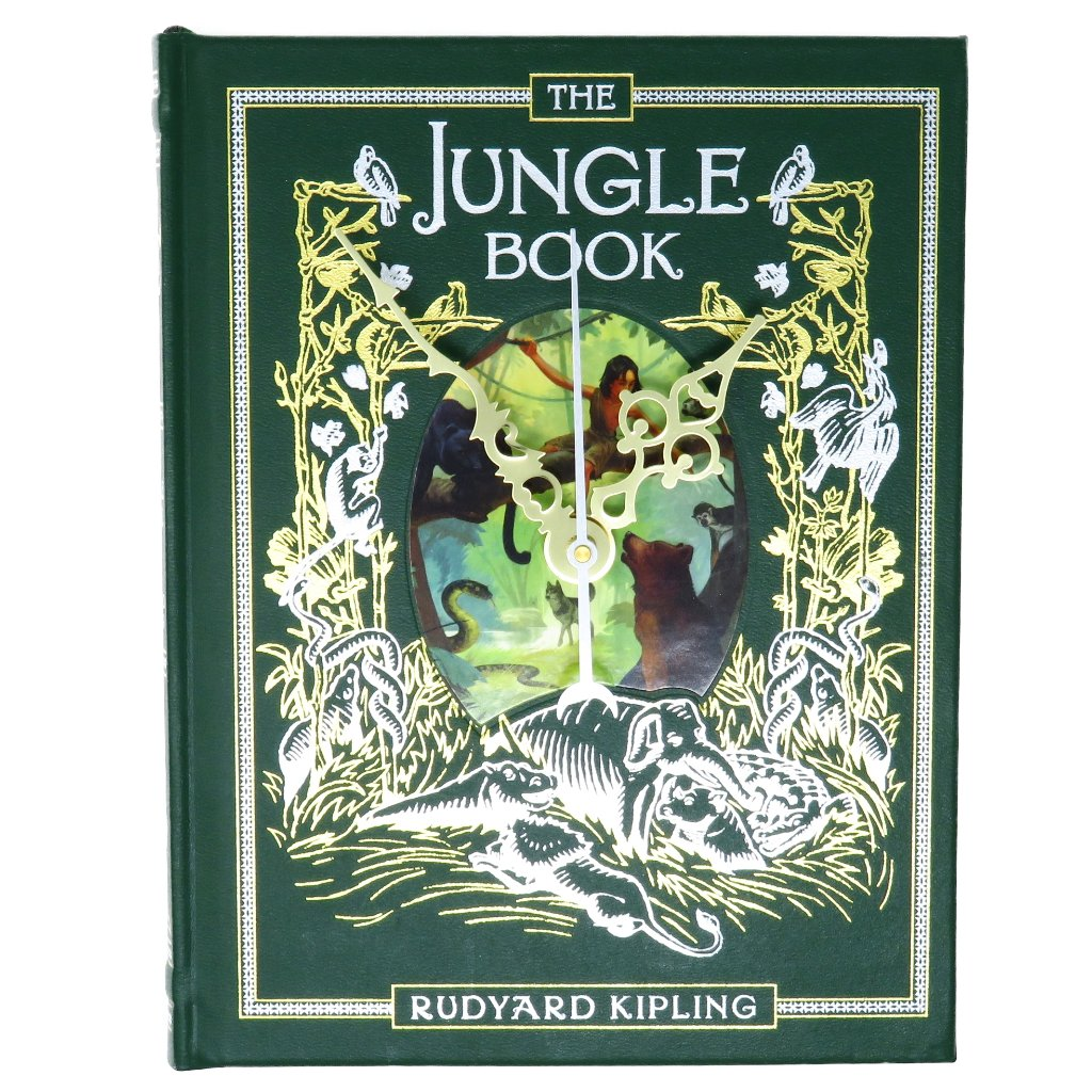 The Jungle Book Clock