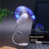 Image of USB Mini LED Fan
