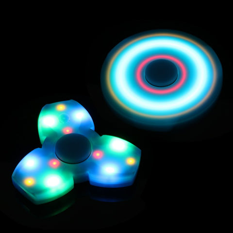 LED Bluetooth Speaker Musical Fidget Spinner