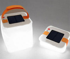 waterproof, inflatable Solar lantern