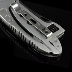 Multi-tool Adjustable Wrench