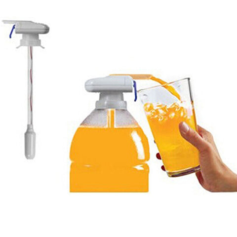 Universal Automatic Beverage Dispenser