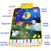 Image of Baby Piano / Animal Touch Play Music Mats