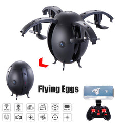 Flying Eggs Drone