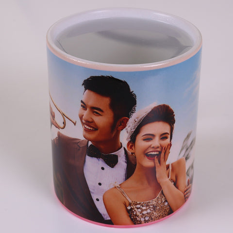 Color Changing custom Coffee Mug