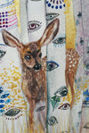 Little Fawn and His Aunties - Print