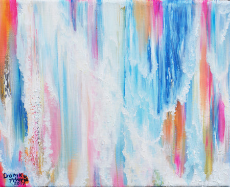 Springtime Waterfall (SOLD)