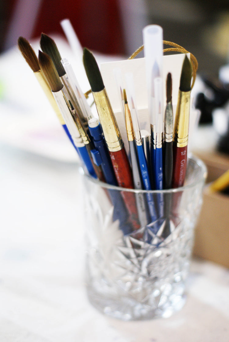 Private 1 Hour Art Lesson (4 Pack)