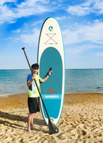 Inflatable Stand Up Paddle Board Size125 x 32 x 6 inch Full Set - www.wowseastore.com