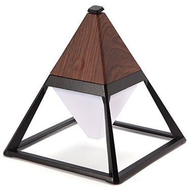 Pyramid LED Desk Lamp Eye-care 3 Mode Waterproof with USB Charging Port - www.wowseastore.com