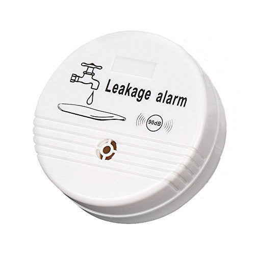 Water Leak Alarm Battery Operated Leak Alert Water Detector for Home Use(WITHOUT Battery) - www.wowseastore.com