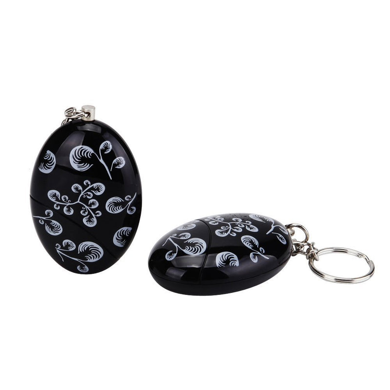 Delicate Printing Emergency Personal Alarm Keychain the Wolf Alarm120dB£¨2  PCS£© fb9ca6c0e