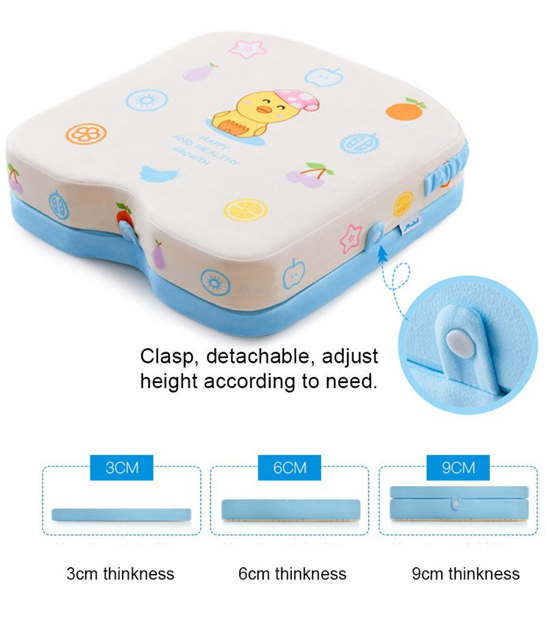 Seat Cushion Baby Toddler Kids Dismountable Adjustable High Chair Booster Cushion - www.wowseastore.com
