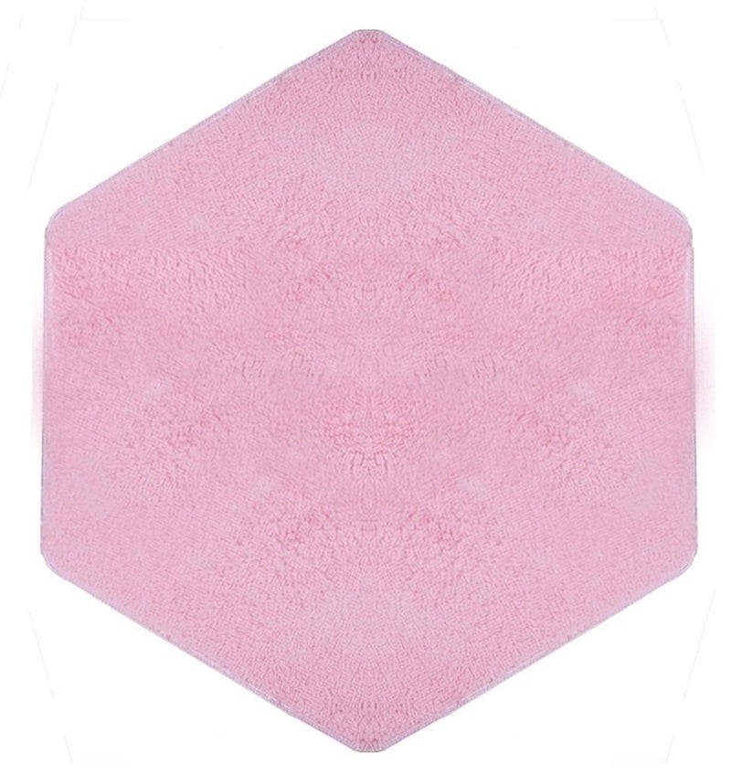 Hexagon Coral Pad Mat for Princess Castle Playhouse - www.wowseastore.com