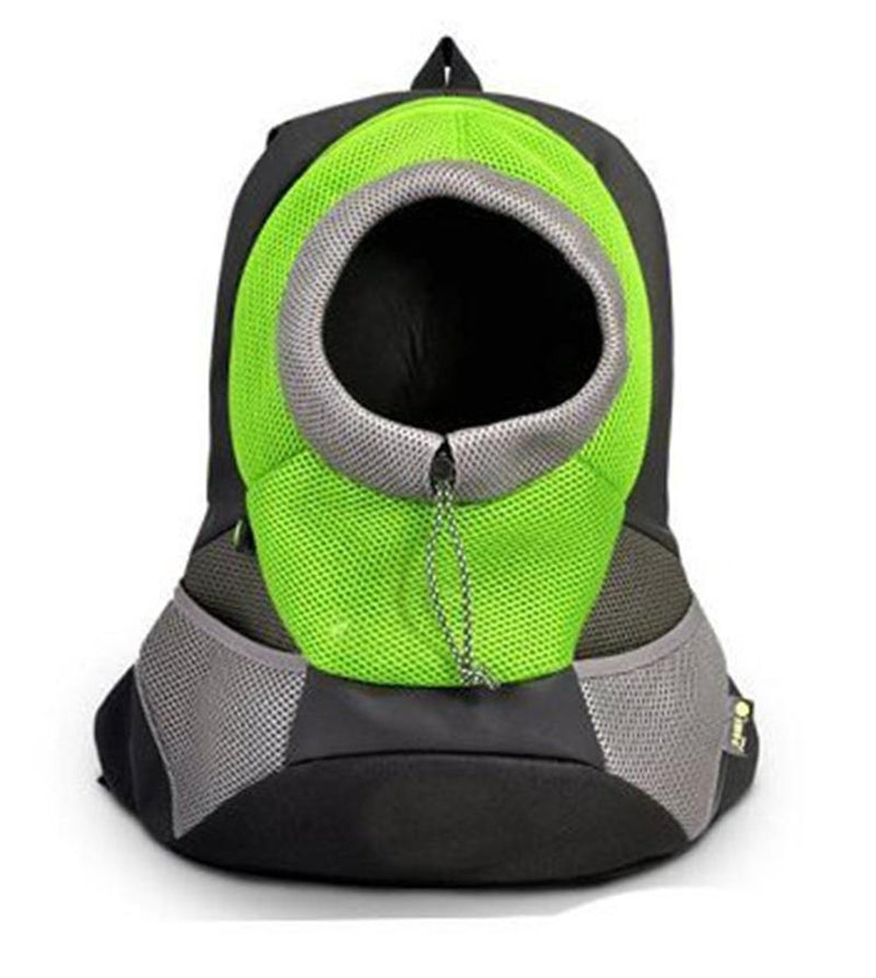 Pet Backpack Dog Bags 4 colors Dog Cat Pet Carrier Portable Head Out Double Shoulder Bag - www.wowseastore.com