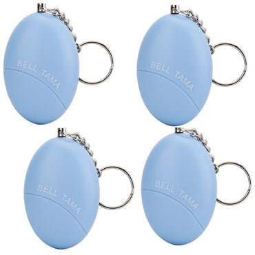120 dB Personal Safety Alarm Keychain Security Anti-theft Alarm - www.wowseastore.com
