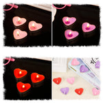 Heart Shaped Smokeless Candles, Romantic Love Candles 100pcs - www.wowseastore.com