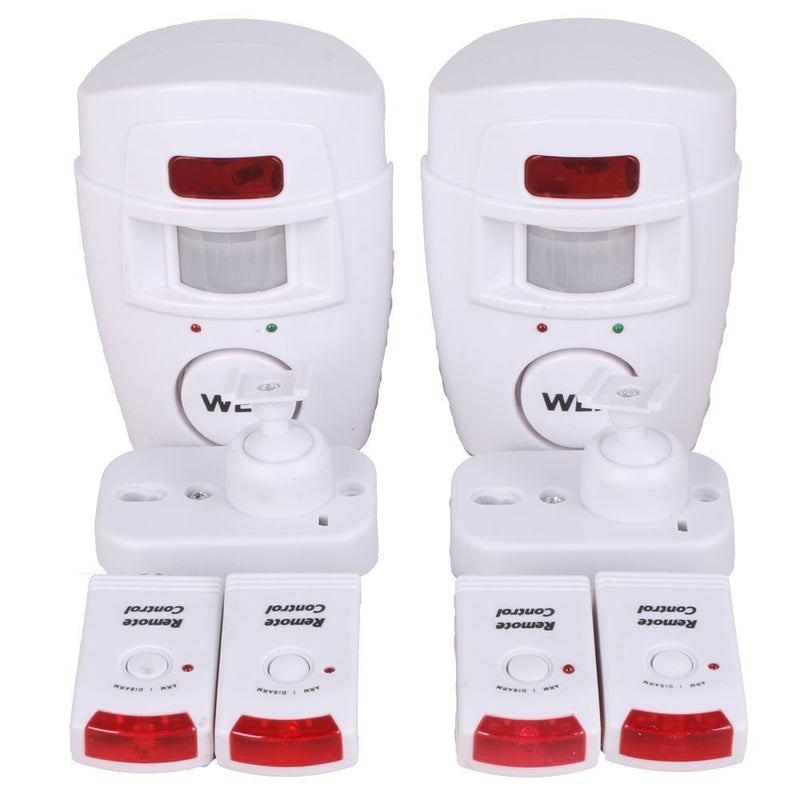 Wireless Security Senor Anti-theft Alarm - www.wowseastore.com