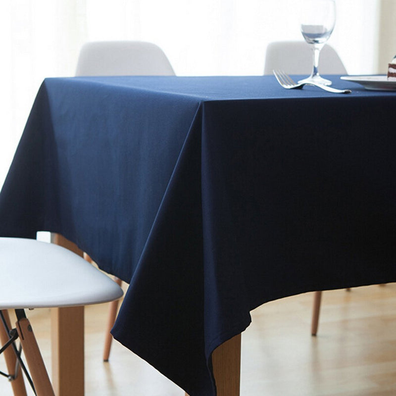 "High Class Canvas Tablecloth,Daily Life Use or Christmas Festival Decoration Tablecover 55x86.6"" - www.wowseastore.com"