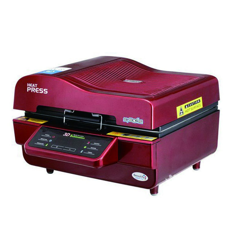 3D Vacuum Heat Press Machine Tazza di copertura del telefono All in One - it.wowseastore.com