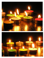 9-Pack Odor Candle Tea Candles - www.wowseastore.com