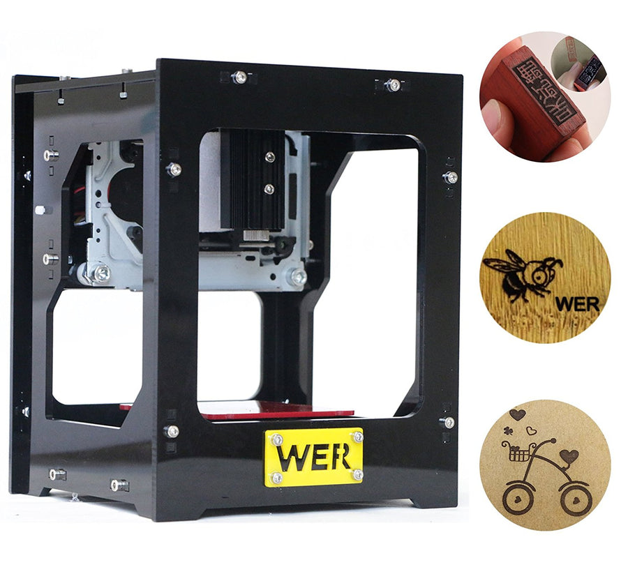 1500mW Laser Engraving Machine Wireless Bluetooth4.0 for IOS/Windows/Android - www.wowseastore.com