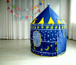 Children Play Tent Foldable Castle Playhouse para niños - es.wowseastore.com